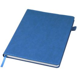 Lifestyle A5 soft cover notebook, PU Coated Paper, Blue