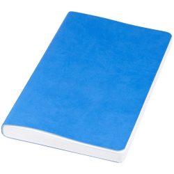 Rollable medium pocket notebook, PU leather, Blue
