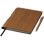 Agenda A5 cu pagini dictando, coperta tare, Everestus, BI01, pu, maro