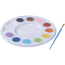 Splash water colour set - WH, White