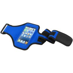 Protex touchscreen arm strap, Neoprene, Royal blue