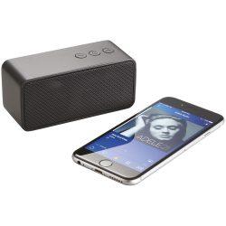 Stark portable Bluetooth ® speaker, ABS Plastic, solid black