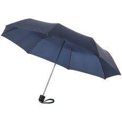 "Ida 21.5"" foldable umbrella, Polyester, Navy"