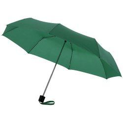 "Ida 21.5"" foldable umbrella, Polyester, Green"