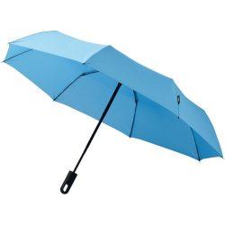 Umbrela 21.5 inch cu deschidere automata, pliabila, Everestus, TV, pongee poliester, albastru