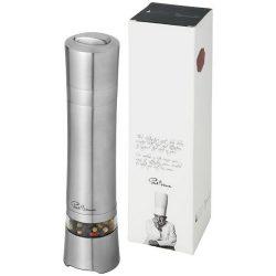 Rasnita piper electrica, Paul Bocuse by AleXer, SO01, otel inoxidabil, argintiu, saculet inclus