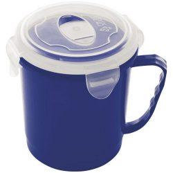 Caserola mancare, Everestus, CAE57, plastic, albastru royal
