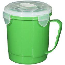 Caserola mancare, Everestus, CAE55, plastic, verde