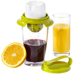 Squeezer 3-in-1 juicer and mixer, Plastic, White