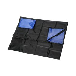 Patura picnic ultra compacta, rezistenta la apa, 110x140 cm, Everestus, JU099, poliester, albastru, saculet de calatorie inclus