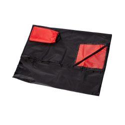 Patura picnic ultra compacta, rezistenta la apa, 110x140 cm, Everestus, JU102, poliester, rosu