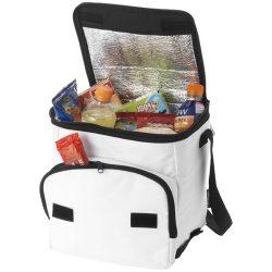 Stockholm foldable cooler bag, 600D Polyester, White