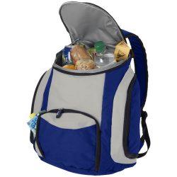 Brisbane cooler backpack, 300D Polyester, Royal blue,Grey