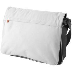 Geanta de Postas, Everestus, VT, 600D poliester, alb, saculet de calatorie si eticheta bagaj incluse