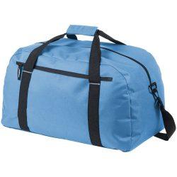 Geanta de umar de voiaj, Everestus, VR, 600D poliester, albastru, saculet de calatorie si eticheta bagaj incluse