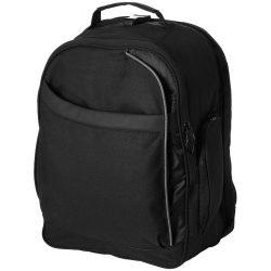 Rucsac Laptop, Everestus, CE, 15 inch, 600D poliester si pvc, negru