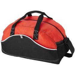 Geanta de umar, Everestus, BG, 600D poliester si material netesut 80 g/m² polipropilena, negru, rosu, sac si eticheta incluse