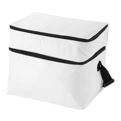 Oslo cooler bag, 600D Polyester, White
