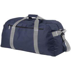 Geanta de umar mare, de voiaj, Everestus, VR, 600D poliester, albastru navy, saculet de calatorie si eticheta bagaj incluse