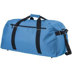 Geanta de umar mare, de voiaj, Everestus, VR, 600D poliester, albastru, saculet de calatorie si eticheta bagaj incluse
