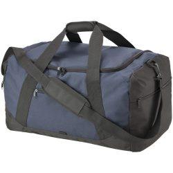 Geanta de umar de voiaj, Everestus, CA, 600D poliester si 300D poliester, albastru, saculet si eticheta bagaj incluse