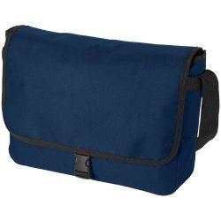 Omaha messenger bag, 600D Polyester, Navy
