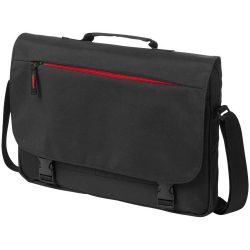 Geanta de conferinte si Laptop, Everestus, BN, 15.6 inch, 600D poliester si 300D poliester, negru