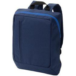 Rucsac Laptop, Everestus, TA, 15.6 inch, 300D poliester, albastru, saculet de calatorie si eticheta bagaj incluse