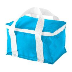 Malmo cooler bag, 70D Polyester, aqua blue