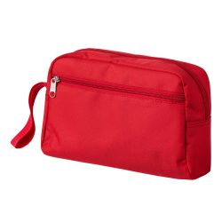 Transit toiletry bag, 300D polyester, Red
