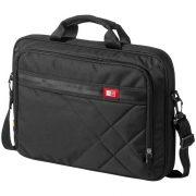 Geanta Laptop/Tableta, Case Logic by AleXer, QN, 17 inch, 600D poliester, negru