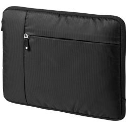 Husa Laptop 13 inch, Everestus, SM, 300D poliester, negru