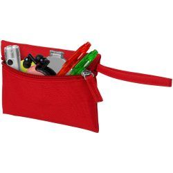 Cordoba valuables storage pouch, 600D polyester, Red