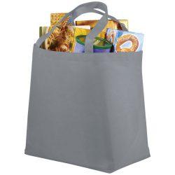 Maryville non-woven shopping tote bag, Non woven 80 g/m² Polypropylene, Grey