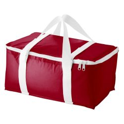 Larvik cooler bag, 70D Polyester, Red
