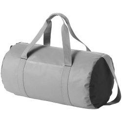 Geanta de umar, Everestus, TE, 600D poliester, gri, negru, saculet de calatorie si eticheta bagaj incluse