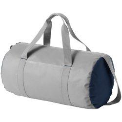 Geanta de umar, Everestus, TE, 600D poliester, gri, albastru, saculet de calatorie si eticheta bagaj incluse