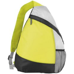 Armada sling backpack, 210D Polyester, Lime