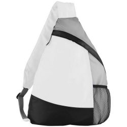 Armada sling backpack, 210D Polyester, White