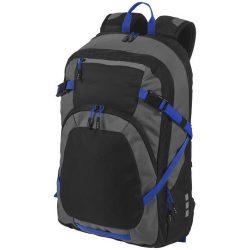 Rucsac Laptop, Everestus, MN, 14 inch, 600D poliester si 600D ripstop poliester, negru, gri