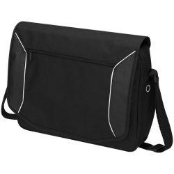 Geanta de Postas/Laptop, Everestus, SH, 15.6 inch, 600D poliester, negru