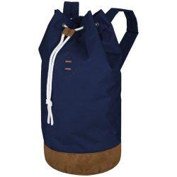 Geanta marinaresca tip rucsac, Everestus, CR, 600D poliester, albastru, saculet de calatorie si eticheta bagaj incluse