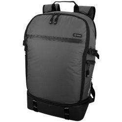 Rucsac Laptop foarte usor, Elleven, FE, 15.6 inch, 420D Ripstop poliester, gri