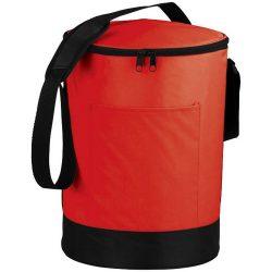 Bucco barrel cooler bag, 70D Nylon, Red