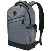 Rucsac Laptop slim, Everestus, GE, 15.6 inch, 600D poliester, gri