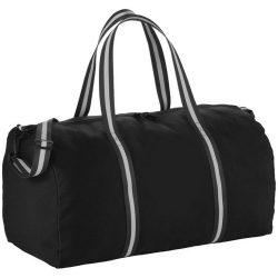 Geanta de umar de voiaj, Everestus, WR, panza 407 g/m² bumbac, negru, saculet de calatorie si eticheta bagaj incluse