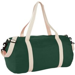 Geanta de umar, Everestus, CE, panza 170 g/m² bumbac, verde, saculet de calatorie si eticheta bagaj incluse