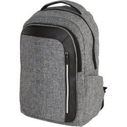 Rucsac Laptop RFID, Everestus, VT, 15.6 inch, 600D poliester cu PU accente de vinyl, grafit