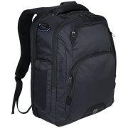 Rucsac Laptop, Elleven by AleXer, RR, 17 inch, 420D nylon, negru