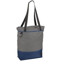 Sacosa business cu carabina, Everestus, HN01, poliester 600D, albastru, saculet de calatorie si eticheta bagaj incluse